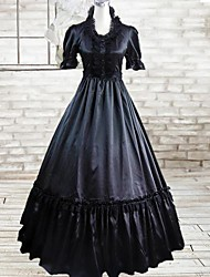 cheap -Dress Gothic Lolita Dress Lolita Accessories Dress Cotton Halloween Costumes