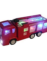 Недорогие -Пожарные машины Игрушки с подсветкой Электрический Взрослые для подарков на день рождения и вечеринок
