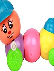 Недорогие -шляпа гусеничные Заводные игрушки (цвет случайный)