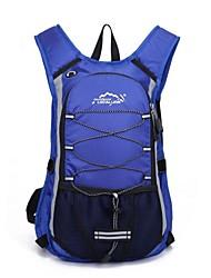 Недорогие -12 L Рюкзаки Велоспорт Рюкзак Тренажерный зал сумка / Сумка для йоги Дышащие ремни - Влагонепроницаемый Быстровысыхающий Защита от пыли Износостойкость На открытом воздухе