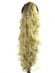 cheap -Ponytails High Quality Hair Piece Hair Extension Classic Daily