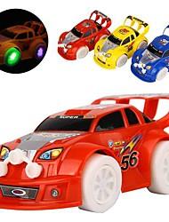 Недорогие -электрические универсальные вращающиеся игрушечный автомобиль (цвета случайным)