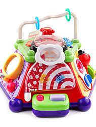 Недорогие -образовательная музыка с легким блок ребенок многофункциональные игры игрушки