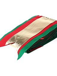 Недорогие -Новогодние украшения махать флагами