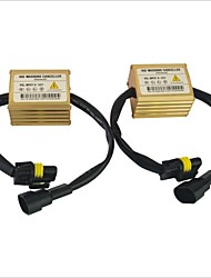 cheap -Universal HID Xenon CAN-bus Warning Canceller Decoder Resistor -2PCS