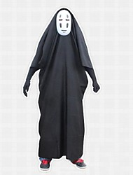 cheap -Spirited Away No-Face Cosplay Costume(without Mask)