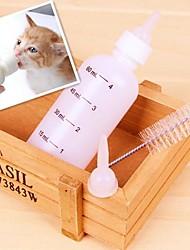 Недорогие -четырех частей установить бутылку молока для домашних собак и кошек