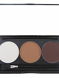cheap -3-color-3in1-matte-professional-eyebrow-powder-eye-shadow-bronzer-makeup-cosmetic-palette-with-mirror-applicator-set