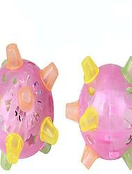 Недорогие -дети загораются прыгающий мяч игрушка (цвета случайным)