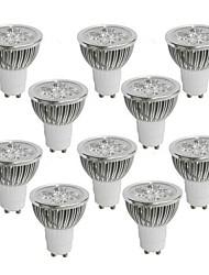 cheap -10PCS  LED spotlight bulb 4W GU10 Hotel Family lighting Light Source AC85-265V