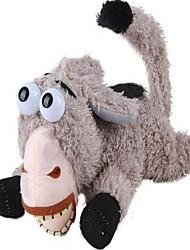 Недорогие -Мягкие игрушки Игрушки Лошадь Оригинальные Электрический Плюш Мальчики Девочки Куски