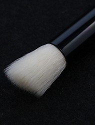 cheap -Professional Makeup Brushes Contour Brush 1 Travel Blending Premium flawless Buffing Stippling Concealer Synthetic Hair / Artificial Fibre Brush for Cream Liquid Powders