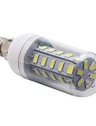cheap -700lm E14 LED Corn Lights 36 LED Beads SMD 5730 Natural White 220-240V