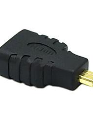 cheap -Sensecheering 0.1M 0.328FT Micro HDMI Male to HDMI Female HDMI V1.4 Connector