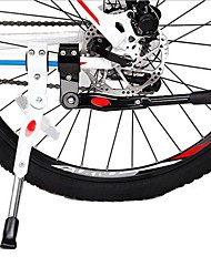 cheap -Bike Kickstand Adjustable Cycling For Road Bike Mountain Bike MTB Cycling Bicycle Aluminium Alloy White Black