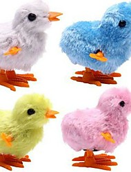 cheap -Spring Simulation Flying Chicken(Color Random)