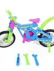 cheap -Assembling Plastic Bicycle Toy