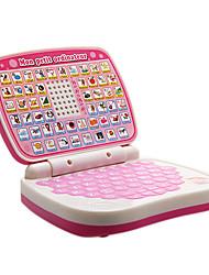 Недорогие -французский и английский язык детям ноутбук образовательные музыкальные игрушки