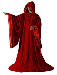 cheap -Red Wizard Christmas Costume
