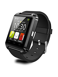 cheap -U8 Smart Watch BT 4.0 Cheap Fitness Tracker Support Notify Compatible SAMSUNG/SONY Android Phones & Apple