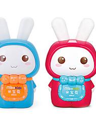 Недорогие -Mibao кролик музыка история образовательные игры игрушки