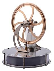 Недорогие -LJKGDQ Двигатель Стирлинга Модель двигателя Наборы юного ученого Веселье Алюминий Детские Мальчики Девочки Игрушки Подарок