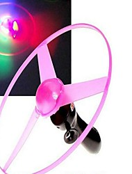 cheap -Flying Disc Lighting Plastic Adults' Toy Gift