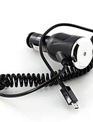 Недорогие -Автомобильное зарядное устройство Телефон USB-зарядное устройство 1 USB порт DC 12V-24V Для мобильного телефона