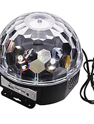 cheap -LT-906876 Digital RGB Color LED Crystal Magic Ball Laser Projector(240V.1XLaser Projector)