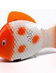 Недорогие -сияющий электрический рыба (цвета случайным)