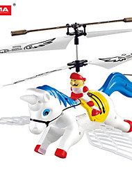 cheap -SYMA S2 3ch Remote Control Pegasus RC Helicopter With Gyro Children Gifts