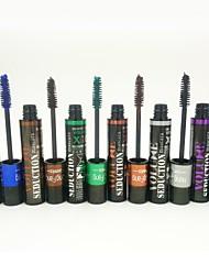 abordables -Mascara Maquillage 1 pcs Cil Quotidien Maquillage Quotidien Cils courbés Dense Bouclé Cosmétique Accessoires de Toilettage