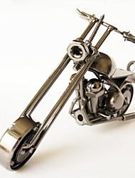 Недорогие -модель мотоцикла украшения творческий подарок на день рождения (цветное изображение)
