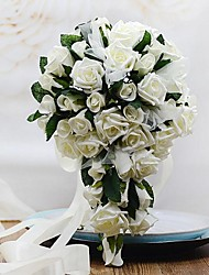 "cheap -Wedding Flowers Bouquets Wedding / Party / Evening Foam 14.57""(Approx.37cm)"