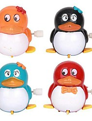 Недорогие -ходьбы пингвина Заводной детские игрушки (цвет случайный)