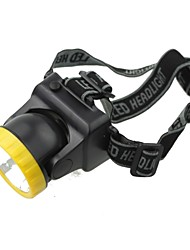 cheap -Bike Light Lanterns & Tent Lights - Plastic Waterproof Anglehead Camping / Hiking / Caving Cycling / Bike Hunting