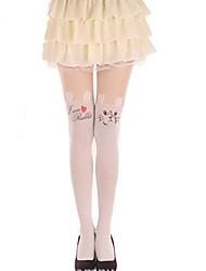 cheap -Women's Princess Sex Socks / Long Stockings Animal / Velvet