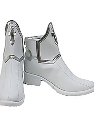 cheap -Cosplay Boots SAO Alicization Asuna Yuuki Anime Cosplay Shoes PU Leather Men's / Women's 855