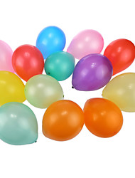 cheap -Pearlized Round Balloons 100Pcs
