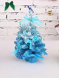 Недорогие -20 см градиент цвета Рождественская елка украшением рабочего стола