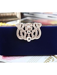 cheap -Women's Crystals / Chain Velvet Evening Bag Rhinestone Crystal Evening Bags Purple / Red / Blue