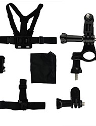 cheap -gopro package 2 for gopro hero 4 2 3 3 4