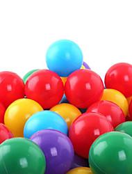 Недорогие -Бассейн с шариками Игрушки для купания Игрушки для бассейна Игрушка для ванной пластик Ванная комната Детские Взрослые Лето для малышей, купальный подарок для детей и младенцев