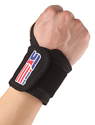 cheap -SHUOXIN Hand & Wrist Brace Wrist Support Wrist Protection for Hiking Climbing Cycling / Bike Outdoor Nylon Lycra Spandex 1pc Sport Outdoor clothing Black