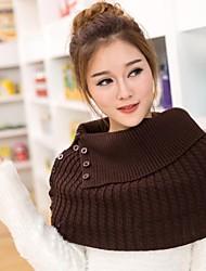 cheap -Women's Fashion Multipurpose Warm Knitting Scarves