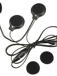 cheap -Mini 3.5mm Jack Motorcycle Microphone Speaker Helmet Headset