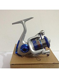 cheap -Fishing Reel Spinning Reel 5.1:1 Gear Ratio 8 Ball Bearings for Spinning