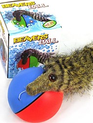 cheap -New Style Beavers Ball Electronic Toys for Children (Random Color)