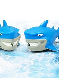 Недорогие -ожесточенные Sea World Акула индикатор звука брелок