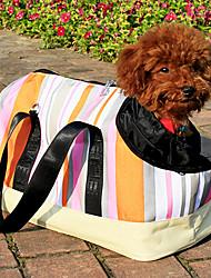 Недорогие -портативный полоса животное сумка с множеством карманов для домашних собак и кошек